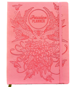 Passion Planner - Pink